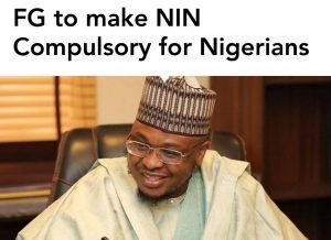 Verify NIN